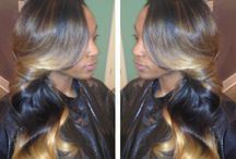 Curly Hairstyles / by Cierra