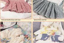 Babykleding patronen