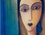 retrato pintura