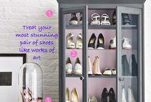 Organization Tips / organized, organize, hooks, hacks, shelving, shelf, under sink, kitchen, office, bathroom, clutter free, custom, diy, closet, pantry, laundry, planner, command center, organization, tips, inspiration,