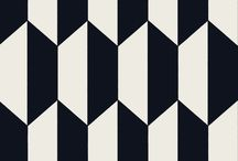 Graphic Design | Patterns & Illustrations / Digital and hand illustrated patterns used in art and design.