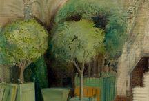 PASCALE P. MAES / Oeuvres & productions de l'artiste Pascal P.Maes au sein de la galerie Jardins en Art