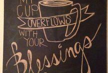 Church: Coffee Station