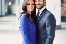 Patricia . Carlos Felipe y Sofia .