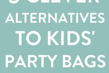 Kids Party Bag Ideas