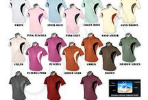 Cool Outdoor Sports Technical Polo Shirts