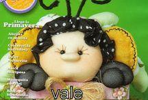 Revista Muñequería
