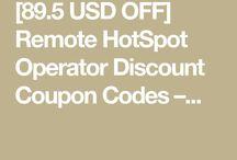 Remote HotSpot Operator