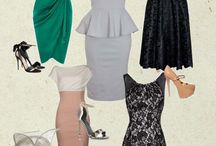 Dresses for Rectangle Body Shape