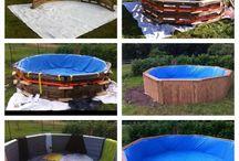Pool / Ideen wie ein Pool aussehen könnte