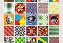 ADESIVOS AZULEJOS DECORA / Adesivos azulejos linha Decora
