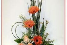 Blumengestecke