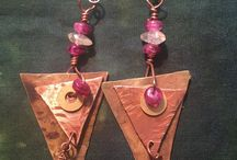 Lisa Walton - Original Jewellery / Jewellery made from simple and recycled materials.