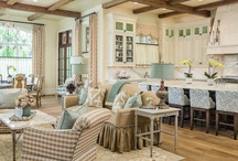 Living room/dining room remodel / by Lauren Hall