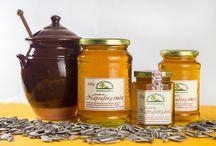 Napraforgóméz / A napraforgóméz íze savanykás, citrusos zamatú, így sütéshez a legjobb és legegészségesebb édesítőszer.