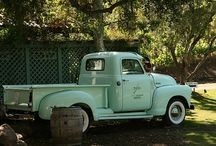 1949 Chevy Pickup Colour