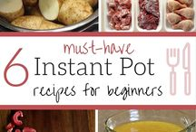 Instant Pot / Recipe for us in the Instant Pot pressure cooker