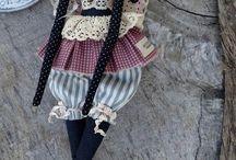 Куклы / Тильда
