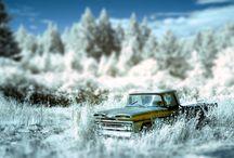 60 Chevy pickup