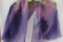 hand made silk