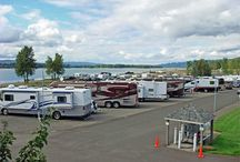 RV Parks and Destination / RV parks and campgrounds