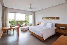 Hotel rooms / Hotel room design