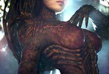 Kerrigan (Starcraft)