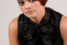 Competition work / Hairdressing comps