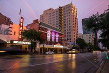 Historic Downtown Austin, Texas - Photo, Image Gallery
