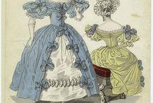 fashion _ 1820-1840