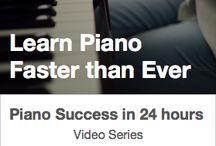 Piano-inspirasjon