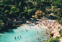 Europe beaches destinations