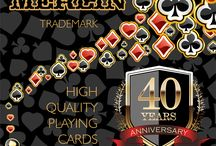 CUSTOM POKER CARDS | PREMIUM PLASTIC / HIGH QUALITY PLASTIC CASINO PLAYING CARDS