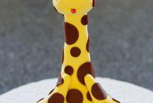 bapteme girafe