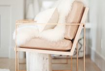 ROSE GOLD DETAIL / Rose Gold can ad a gorgeous sparkle to your home.
