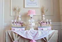Wedding Dessert Table / by Chelsea- Romriell