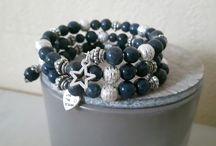 Sannie's Wish / Edelstenen armbanden
