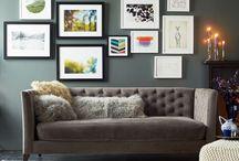 Sofas / by HandbagsNPigtails SG
