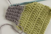 Crochet Techniques, Tutorials, etc. / Instructions for different techniques and stitches / by Linda Sanders