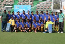 Women's Senior National Championship team  / by Indian Hockey