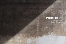 Portfolio Inspiration / Landscape Architecture Portfolio