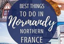 Travel: Normandy