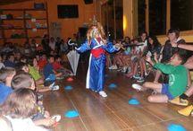 Campamento de inglés GMR- Baile Teatro