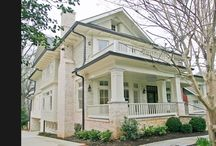 Beautiful & Historic Homes / by Stephanie Falcon