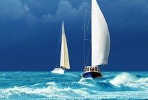 The sea, sailors, shippings...
