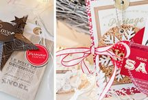 Xmas Tags and Cards / by Emanuela Marchesi