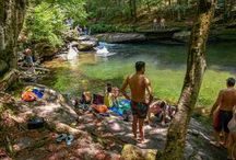 Adventure destinations in NY State