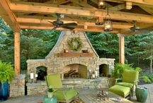 Outdoor Living / by Denise Owen