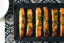 Fish and Seafood meals - tried and true favourites - weeknight