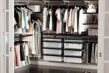 closets / by Stephanie Brooks